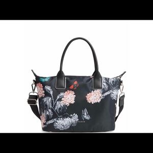NEW Ted Baker  Small Margey Narrnia Print Tote